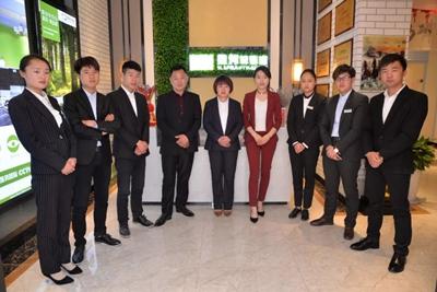 象邦硅藻泥金安店店长王佳媛 : 在象邦 · 遇见更好的自己