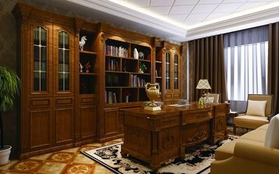 象邦定制家具-书房