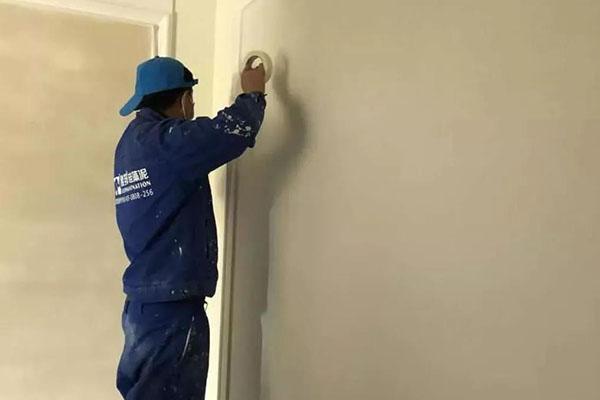 墙面使用了硅藻泥会掉粉吗