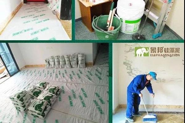 安庆岳西县硅藻泥加盟