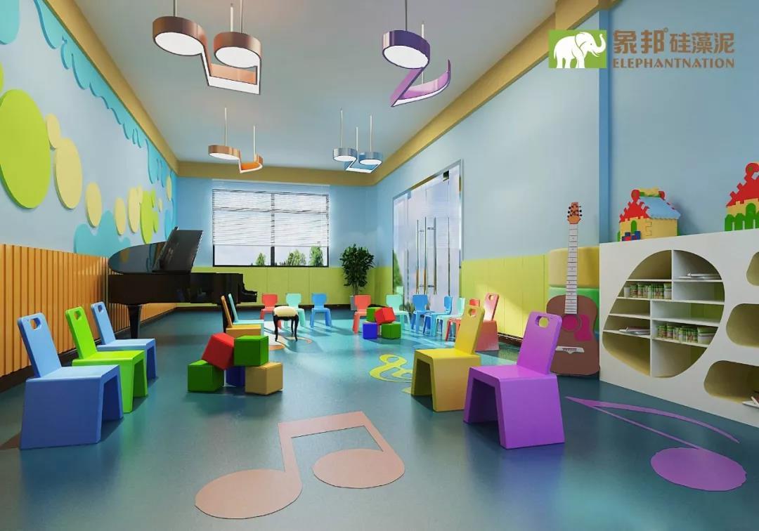 幼儿园装修案例