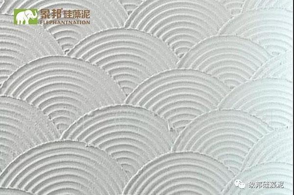象邦硅藻泥纹理