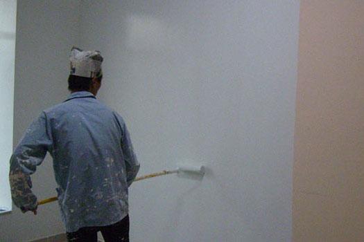 墙面装修材料乳胶漆的发展简介