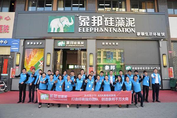 南京鼓楼区硅藻泥加盟