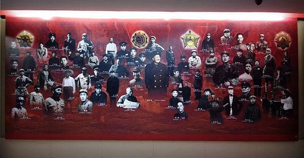 抗战博物馆内景