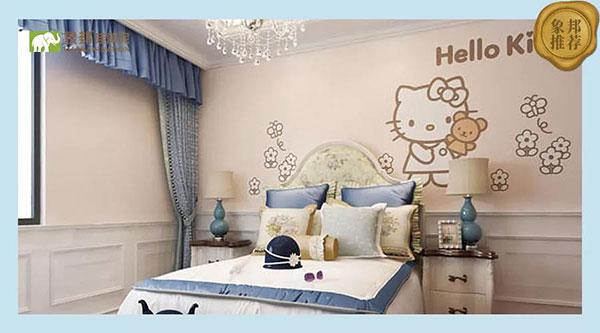 象邦儿童房装修效果图
