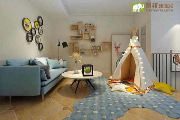 象邦美式儿童房装修效果