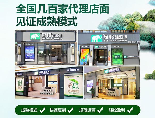 蒙城县硅藻泥加盟代理品牌