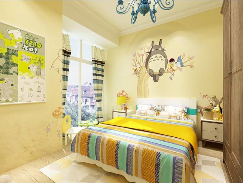 象邦卧室装修效果图