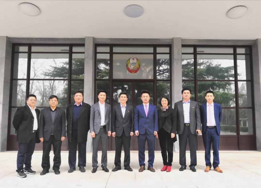 吉林省象邦环保科技有限公司应邀赴朝鲜驻华大使馆座谈