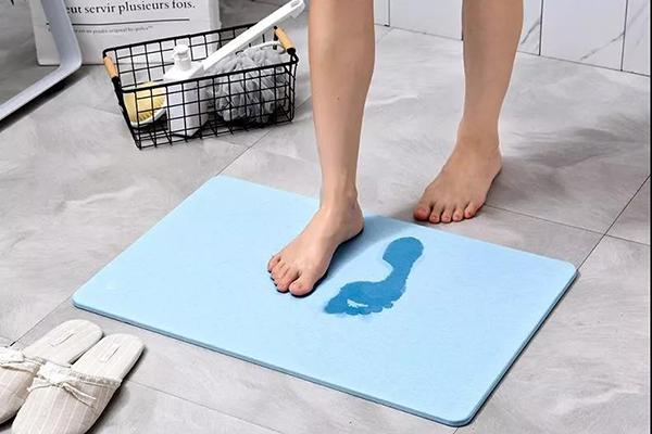 浴室吸水脚垫