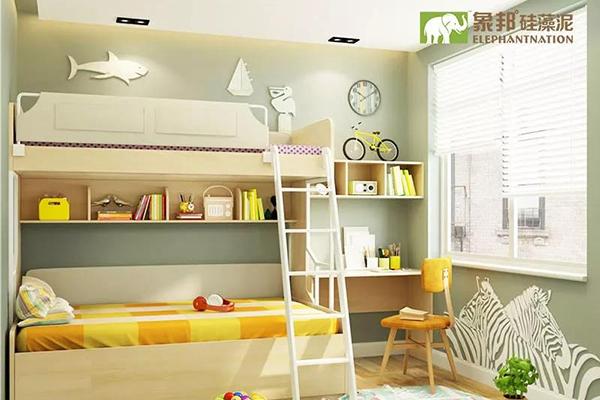 儿童房装修小课堂,为了孩子的健康,装修时要注意这些问题!