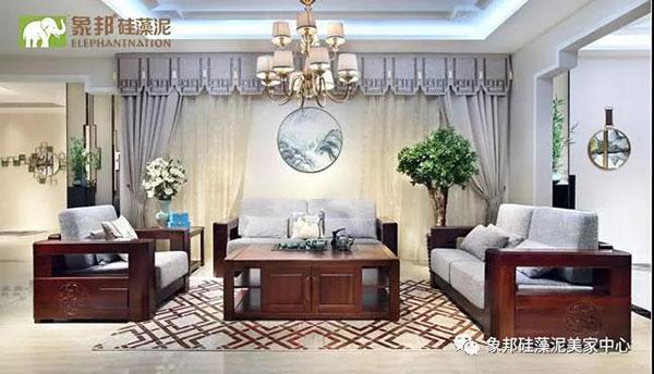 中式风格:古香古色的韵味