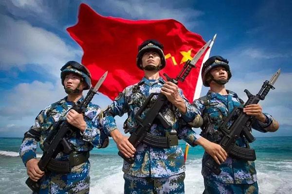 八一建军节|向中国军人致敬!