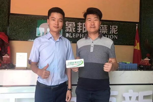 中国硅藻泥网采访夏总
