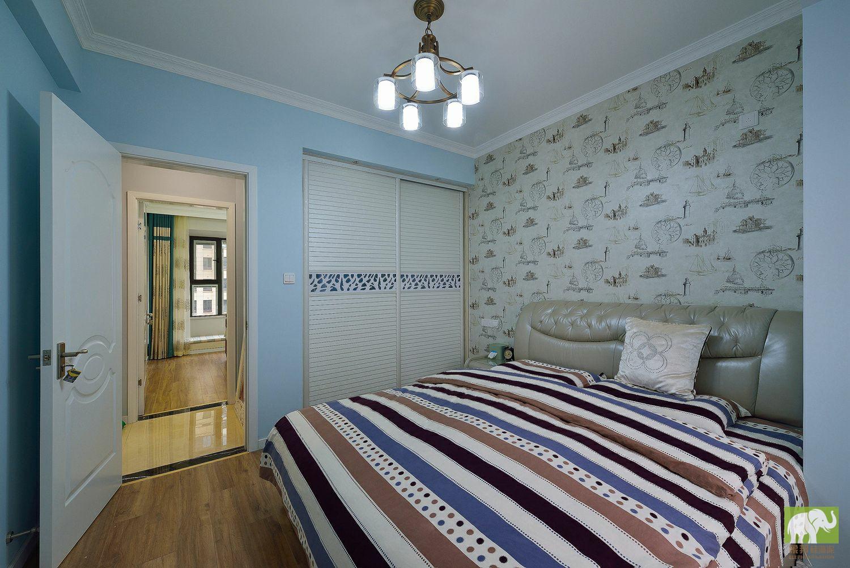 硅藻泥卧室装修